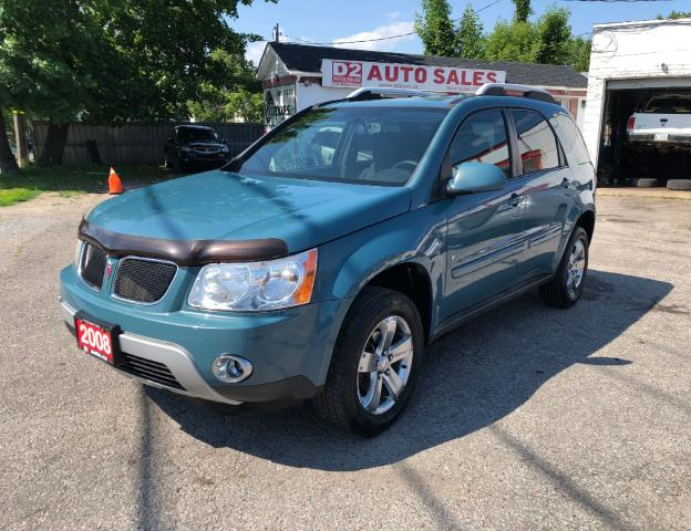 2008 Pontiac Torrent Comes Certified/Automatic/Accident Free