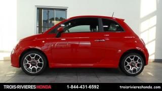Used 2012 Fiat 500 Sport for sale in Trois-Rivières, QC