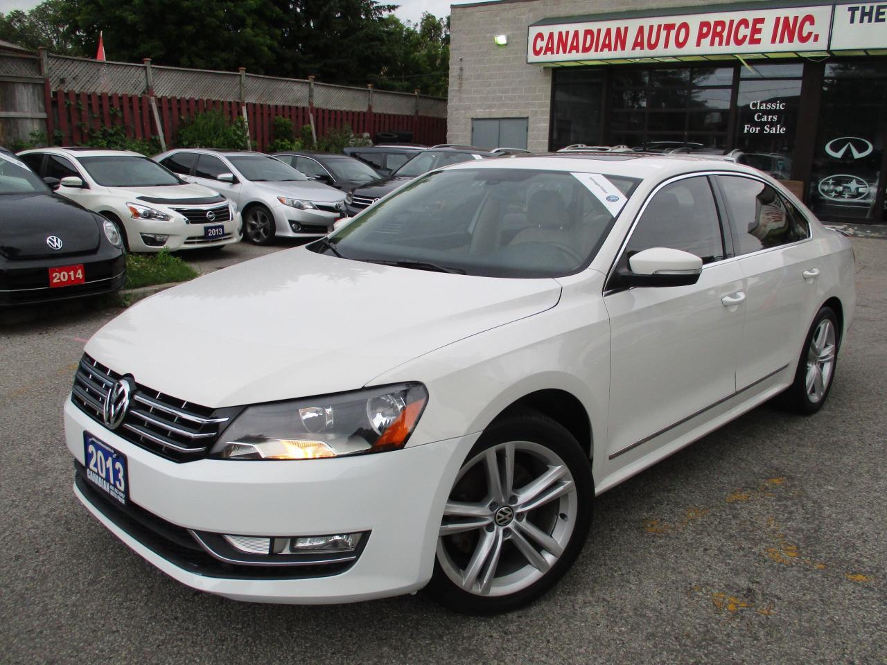 2013 Volkswagen Passat | Canadian Auto Price