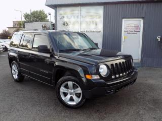 Used 2011 Jeep Patriot ***SPORT,AIR CLIM,GROUPES ELECTRIQUE*** for sale in Longueuil, QC