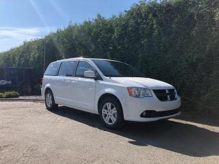 New 2019 Dodge Grand Caravan Crew Plus for sale in Surrey, BC