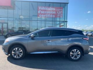 Used 2016 Nissan Murano SL, AWD, CUIR, GPS for sale in Lévis, QC