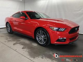 Used 2015 Ford Mustang ECO PREMIUM for sale in Drummondville, QC