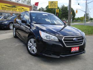 Used 2015 Subaru Legacy ,2.5i,AWD,REAR CAMERA,BLUETOOTH,NO ACCIDENT for sale in Etobicoke, ON