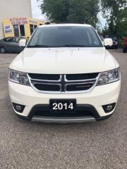 Used 2014 Dodge Journey SXT for sale in Scarborough, ON