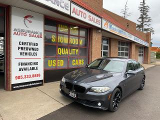 Used 2015 BMW 5 Series 535i xDrive/One Owner/ No accidents/Navi/360 Cam for sale in Burlington, ON