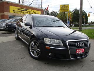 Used 2007 Audi A8 ,EXCELLENT CONDIDITION for sale in Etobicoke, ON