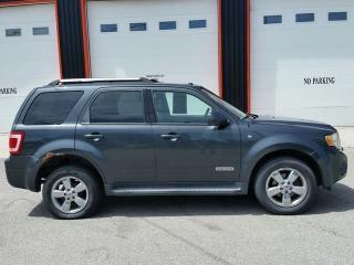 Used 2008 Ford Escape Ltd. AWD for sale in Jarvis, ON
