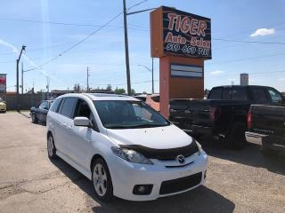 Used 2007 Mazda MAZDA5 GT**ONLY 142 KMS**DRIVES GREAT**AS IS SPECIAL for sale in London, ON