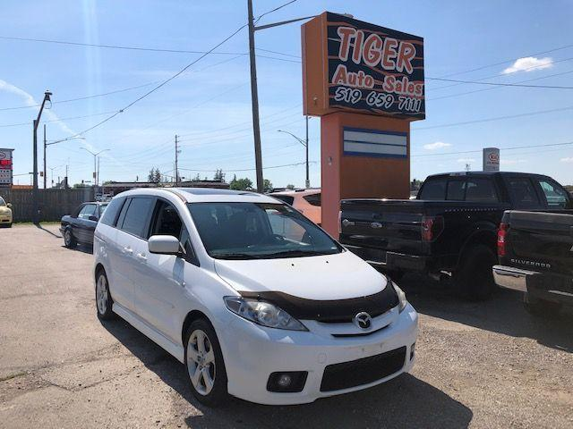 2007 Mazda MAZDA5 GT**ONLY 142 KMS**DRIVES GREAT**AS IS SPECIAL