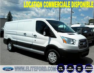 Used 2015 Ford Transit TOIT BAS, ATTACHE-REMORQUE for sale in St-Jérôme, QC