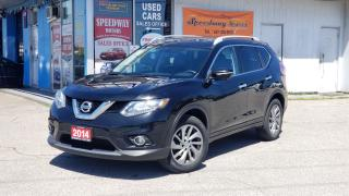 Used 2014 Nissan Rogue SL for sale in Mississauga, ON