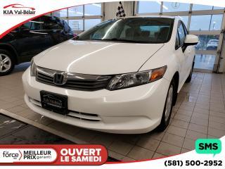 Used 2011 Honda Civic Lx Ceci Est Une for sale in Québec, QC