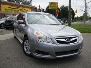 Used 2011 Subaru Legacy ,AWD,CLEAN CARPROOF,HEATED SEATS,ALLOYS for sale in Etobicoke, ON