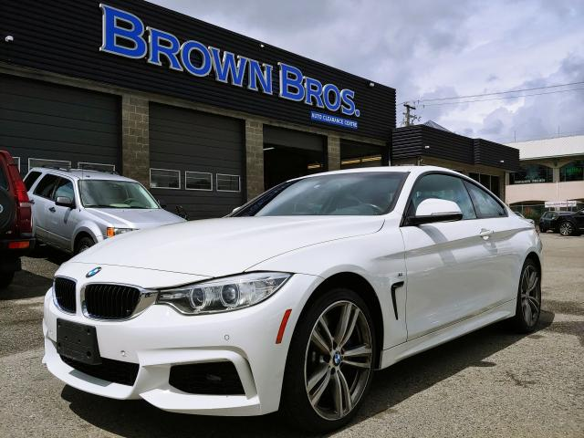 2014 BMW 4 Series 435i xDrive, LOCAL.NO ACCIDENTS, NAV, MOONROOF