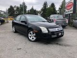 Photo of Black 2008 Ford Fusion