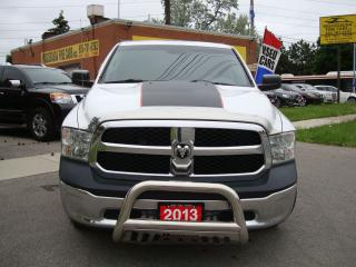 Used 2013 Dodge Ram 1500 ,4WD,ONE OWNER,NO ACCIDENT,REAR CAMERA,CHROME for sale in Etobicoke, ON