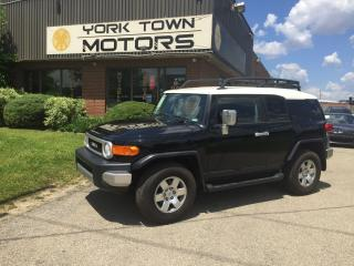 Used 2007 Toyota FJ Cruiser for sale in North York, ON