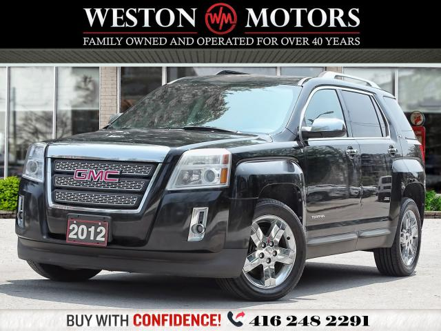 2012 GMC Terrain SLT*V6*AWD*SUNROOF*LEATHER*PICTURES COMING SOON!!*