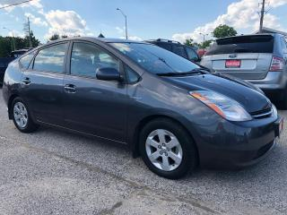 Used 2007 Toyota Prius FULLY LOADED, LEATHER, 3 YR WARRANTY, CERTIFIED for sale in Woodbridge, ON