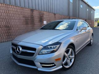 Used 2012 Mercedes-Benz CLS-Class ***SOLD*** for sale in Toronto, ON