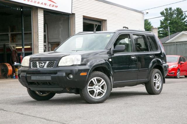 2005 Nissan X-Trail SE