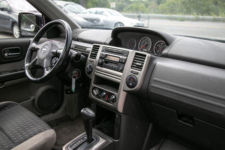 2005 Nissan X-Trail