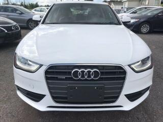 Used 2013 Audi A4 PREMIUM PLUS for sale in Gloucester, ON