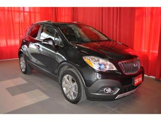 Used 2016 Buick Encore Leather | AWD | Nav | Sunroof for sale in Listowel, ON