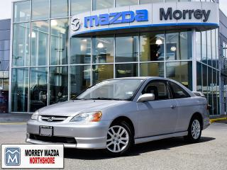 Used 2002 Honda Civic Coupe Si 4sp at for sale in North Vancouver, BC