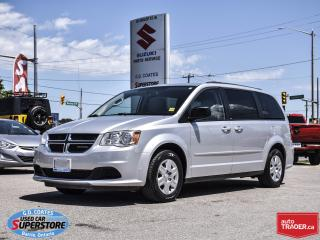 Used 2012 Dodge Grand Caravan SE ~Full Stow 'N Go ~Rear Air ~Power Driver Seat for sale in Barrie, ON