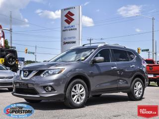 Used 2014 Nissan Rogue SV AWD ~Heated Seats ~Backup Cam for sale in Barrie, ON