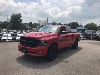 New 2019 RAM 1500 Classic ST for sale in Mitchell, ON