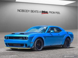 Used 2019 Dodge Challenger SRT Hellcat for sale in Mississauga, ON