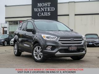 Used 2017 Ford Escape SE 4WD | CAMERA | SUNROOF | BLUETOOTH for sale in Kitchener, ON