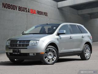 Used 2008 Lincoln MKX Base*Reverse Sense*Leather*Siriusxm*AUX* for sale in Mississauga, ON