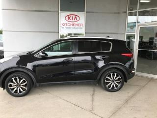Used 2018 Kia Sportage EX AWD - LEATHER, ANDRIOD AUTO/APPLE CARPLAY for sale in Kitchener, ON