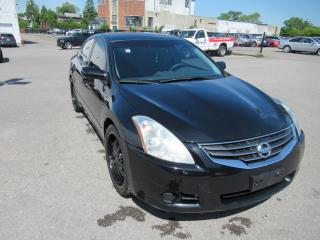Used 2012 Nissan Altima 2012 Nissan Altima - 4dr Sdn I4 CVT 2.5 S for sale in Toronto, ON