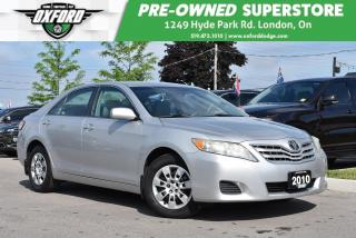 Used 2010 Toyota Camry LE - Well Maintained, FWD for sale in London, ON