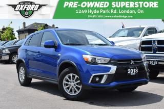 Used 2018 Mitsubishi RVR SE for sale in London, ON