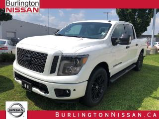 Used 2019 Nissan Titan SV MIDNIGHT EDITION for sale in Burlington, ON