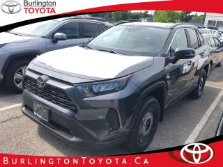 New 2019 Toyota RAV4 LE for sale in Burlington, ON