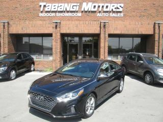 Used 2019 Hyundai Sonata SPORT | NO ACCIDENT | LEATHER | SUNROOF | APPLE & ANDROID | for sale in Mississauga, ON