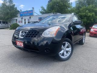 Used 2010 Nissan Rogue AWD 4dr SL *RED SEATS, ACCIDENT FREE, AMAZING CONDITION!** for sale in Brampton, ON