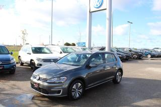 Used 2019 Volkswagen Golf e-Golf Comfortline for sale in Whitby, ON