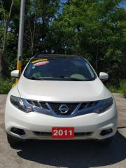 Used 2011 Nissan Murano AWD-