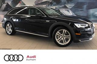Used 2018 Audi A4 Allroad 2.0T Progressiv + Driver Assist | Pano Roof | LED for sale in Whitby, ON