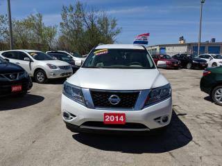 Used 2014 Nissan Pathfinder 4WD 4dr-