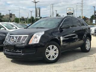 Used 2015 Cadillac SRX AWD Luxury Navi|Pano Roof|Blind Spot| for sale in Mississauga, ON