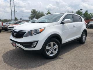 Used 2015 Kia Sportage LX | Htd Seats| FWD | Bluetooth for sale in St Catharines, ON